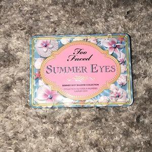 Too faced summer eyes palette